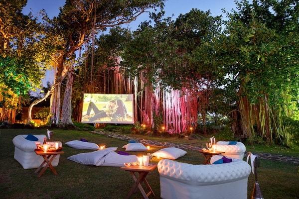 Easy DIY Outdoor Cinema in The Garden - Home Garden Cinema 4