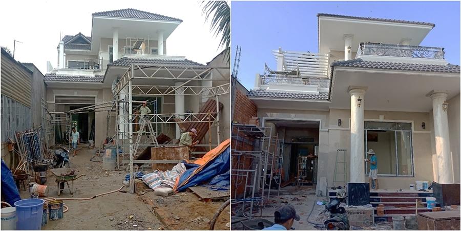 Xây nhà trọn gói ở Biên Hòa
