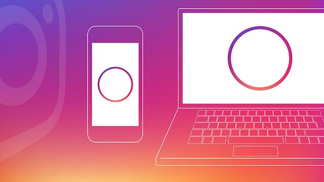 Cara menggunakan Instagram di komputer