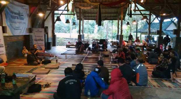 600 Ribu Ha Hutan di Jabar dalam Keadaan Kritis