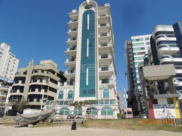 V2133 - Ville de France Residence - Apartamento 4 suítes - Finamente Mobiliado - Frente Mar - Meia Praia - Itapema/SC