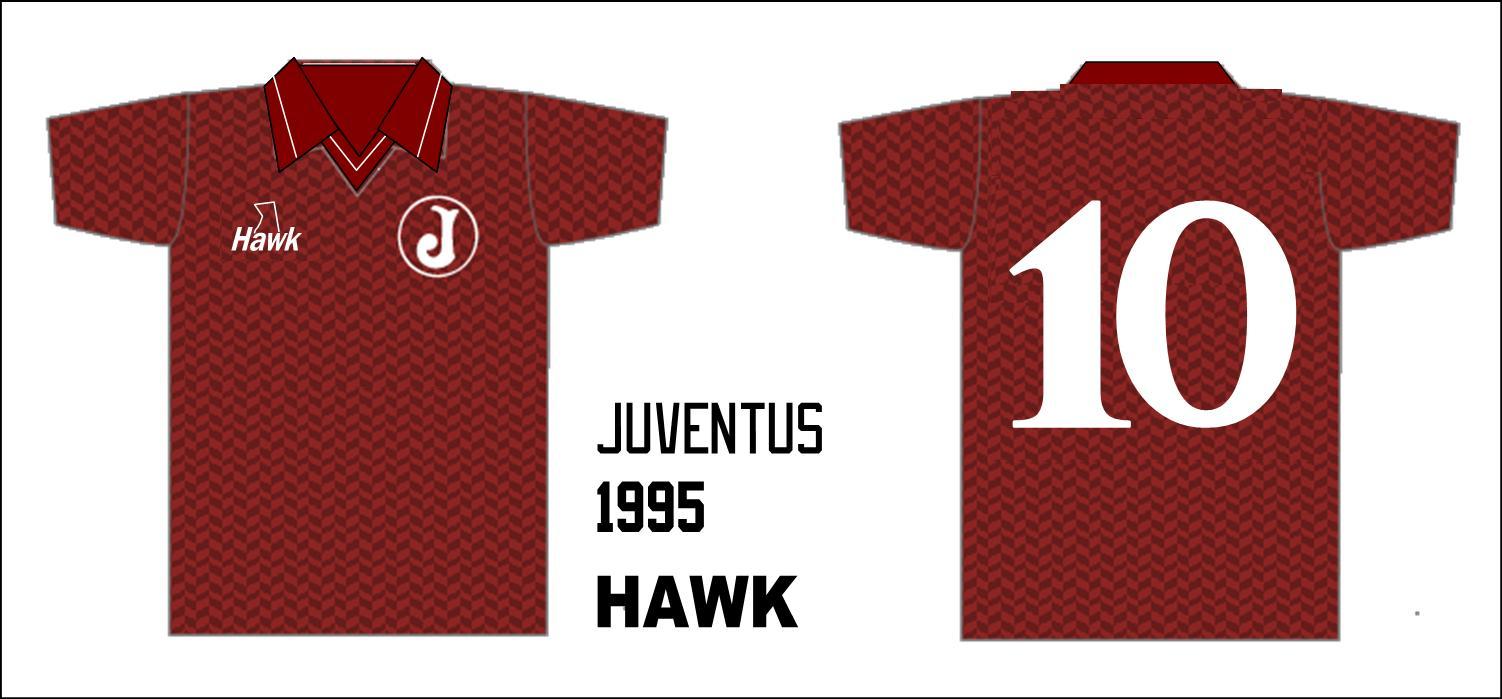 88a8c434eb Manto Juventino - As camisas do Clube Atlético Juventus  Camisa de 1995