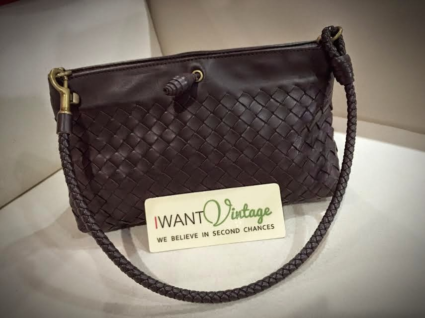 ... Bottega Veneta Intrecciato Woven Baby Bag-Dark Brown best service 6bccc  b7800 ... dfe0b8decbdca