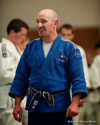 Cyril Soyer judoka, équipe de France de judo