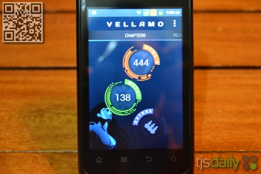 my|phone A818 Duo Review Vellamo