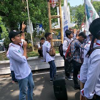 <b>Aktivis KAMMI Tagih Janji Jokowi-JK Realisasikan Bantuan Gempa Lombok-Sumbawa</b>
