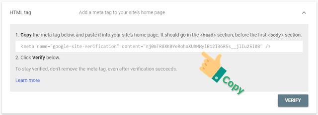 CARA mendaftarkan BLOG ke Bing dan Google webmaster tool