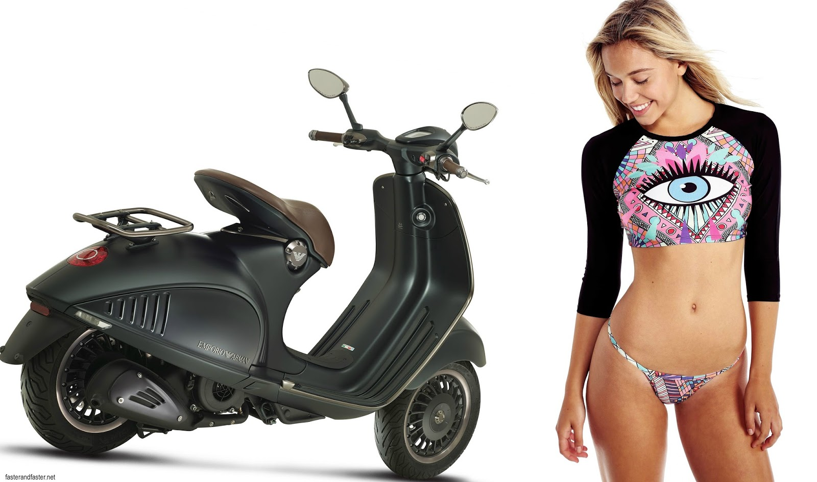 New Vespa 946 Emporio Armani Hd Photos Types Cars