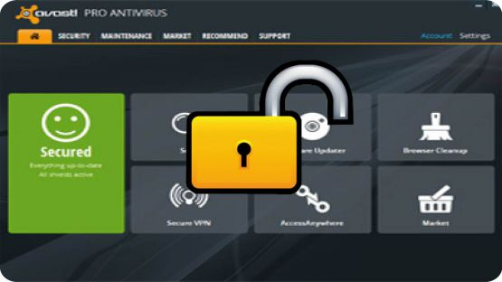 Avast Antivirus 2013 screenshot 4