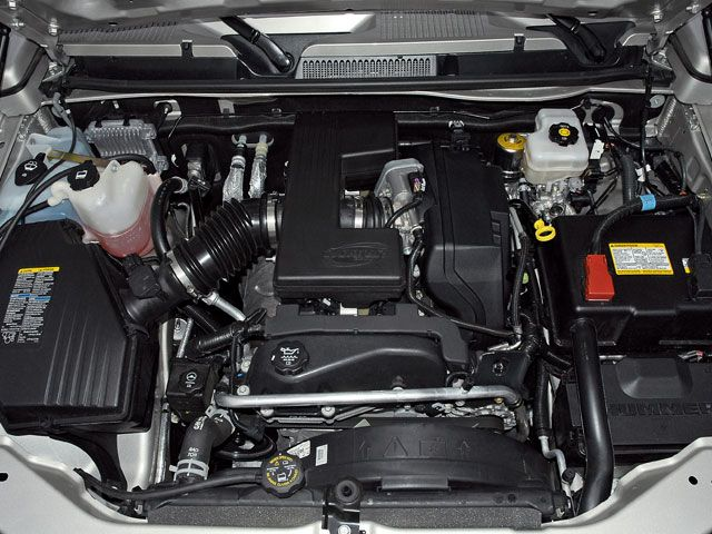 2007 Chevy Colorado Engine Diagram Auto Cars Collection Hummer H3 Review