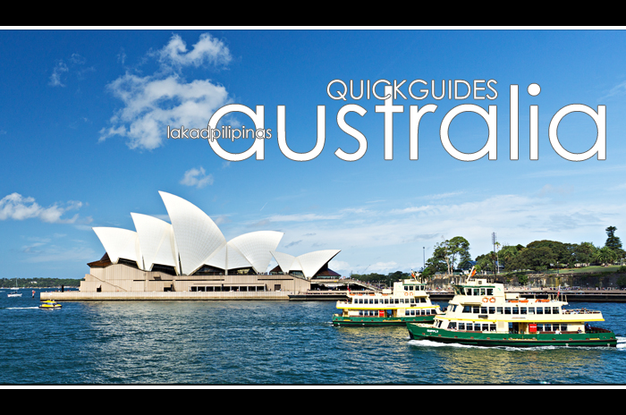 Australia 10 Day Itinerary Travel Guide