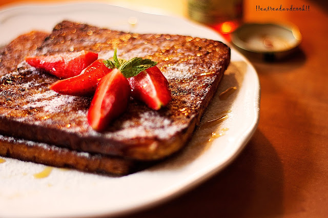 how to make Toasted Cinnamon Bread recipe and preparation