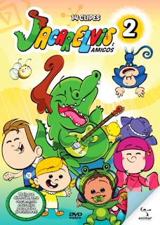 Jacarelvis e Amigos Vol. 2