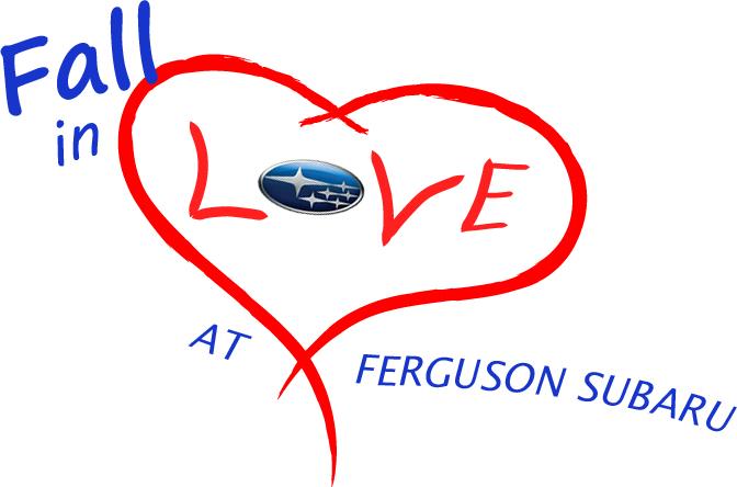 ferguson subaru more and more fall in love with subaru. Black Bedroom Furniture Sets. Home Design Ideas
