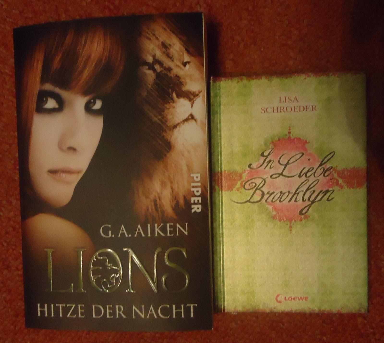 Hannas Lovely Books / Dianas Bookprint: November 2011