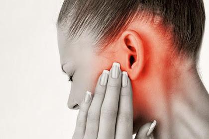 Berbagai Cara Mudah Mengobati Infeksi Telinga