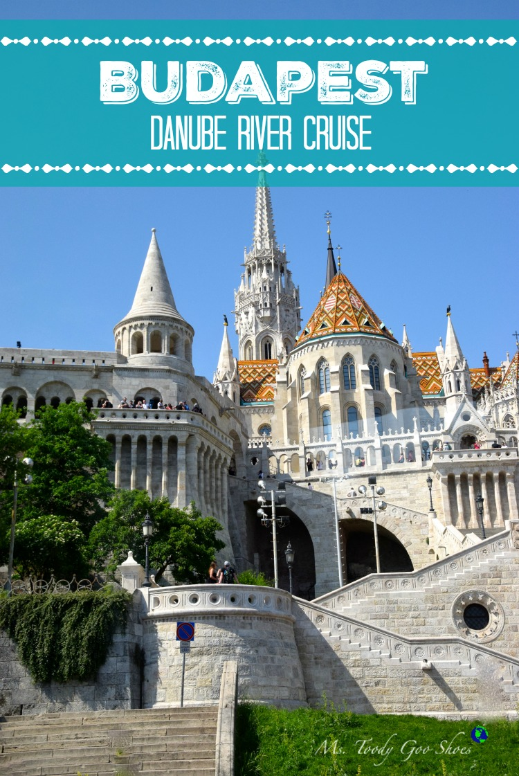 eBudapest is considered the pearl of the Danube River. Now I know why. | Ms. Toody Goo Shoes #budapest #fishermansbastion #danuberivercruise #hungary