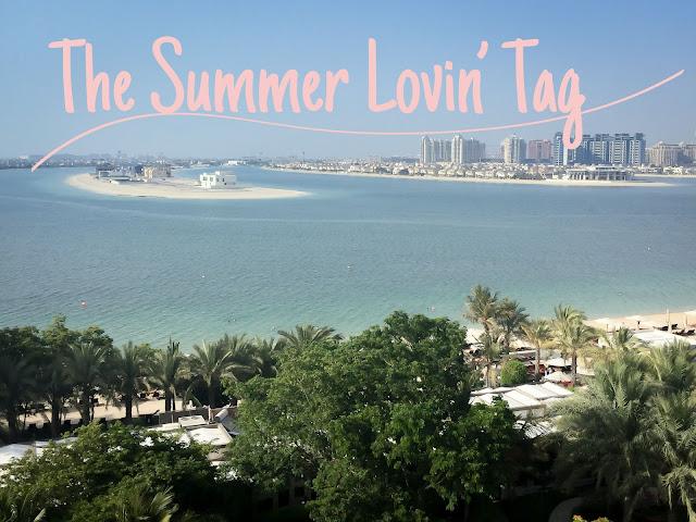 The Summer Lovin' Tag