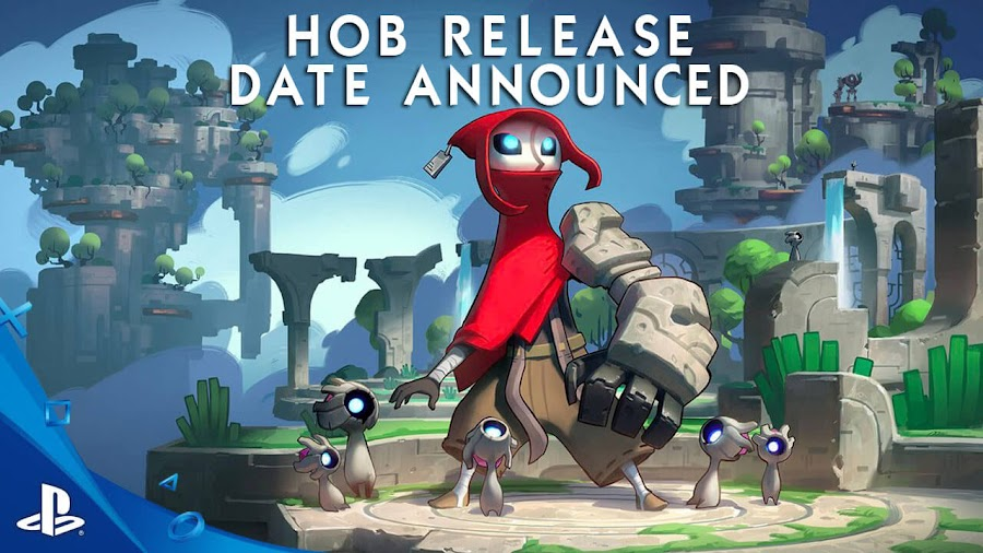 hob ps4 release date