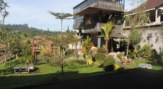 Villa Erro Lembang Bandung Review