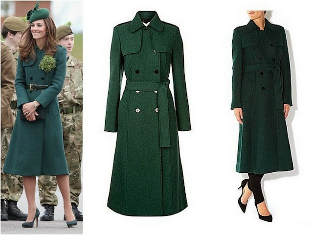 Catherine,Duchess of Cambridge in Hobbs