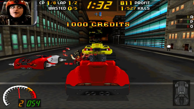 Carmageddon Captura de pantalla 6