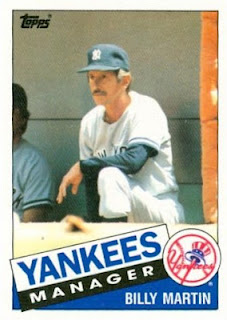 d7e1cfa71909 April 28  The Yankees fire manager Yogi Berra and replace him with -- Billy  Martin. It s the fourth time that Martin is hired as Yankees manager.