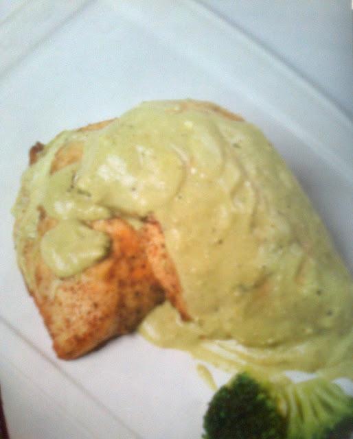 Recette  Blanc de poulet au brocoli cuisiensamira