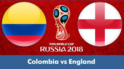 ENGLAND VS COLOMBIA LIVE STREAM WORLD CUP 2018