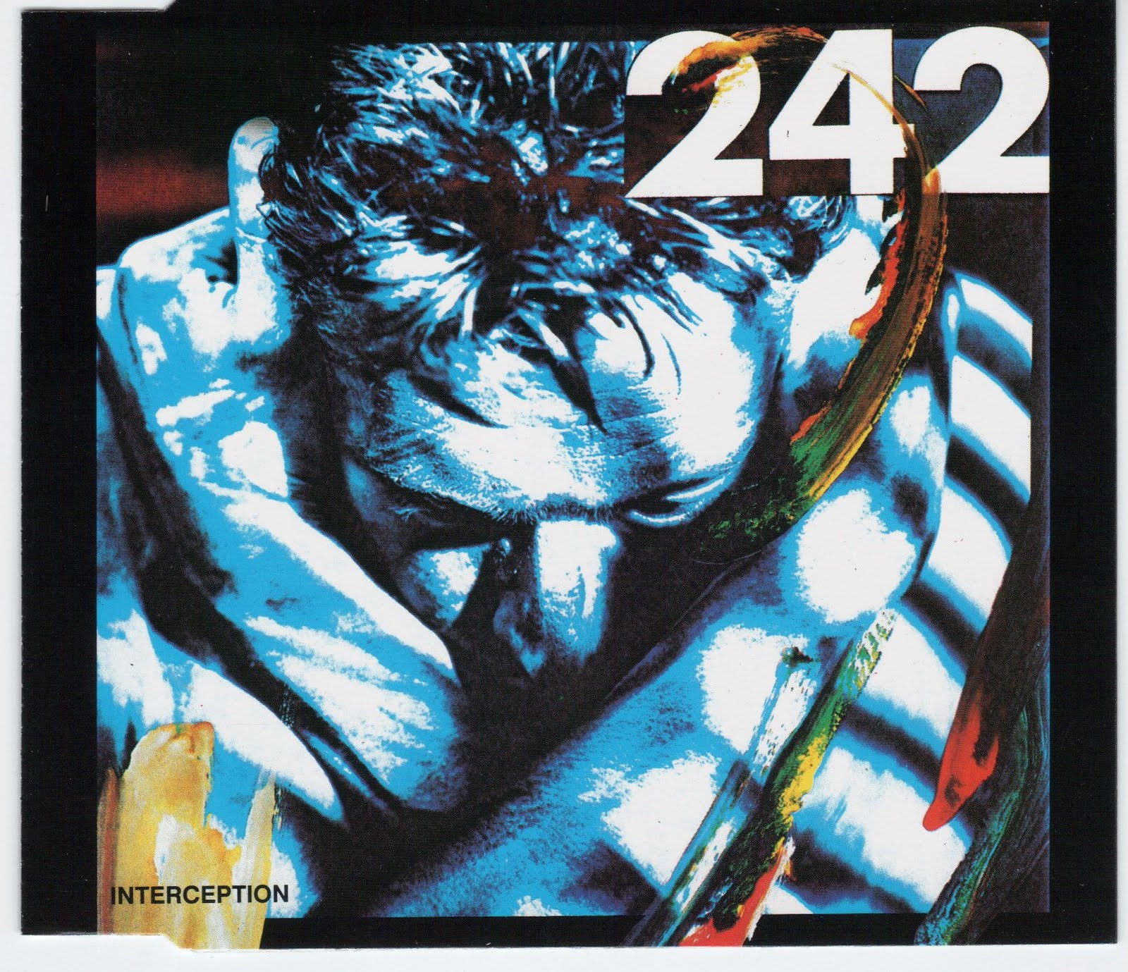 Front 242 Collector Record Of The Week Interception Cd