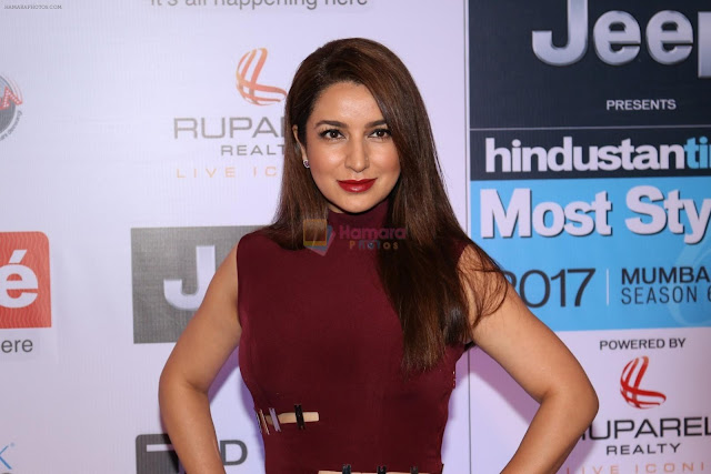 Tisca Chopra in Mirari Jewels