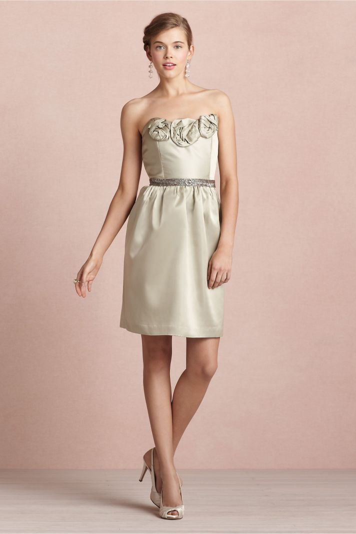 Wedding Ideas AU: Cute Bridesmaid Dresses