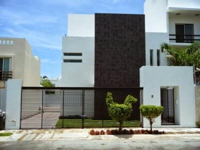 gambar model rumah minimalis terbaru 2014 kategori mewah
