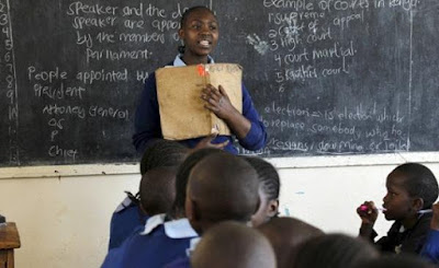 Kenyan Teacher