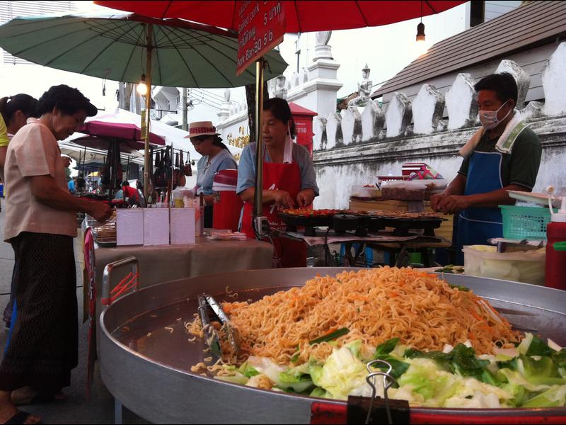 Noodles Chiang Mai