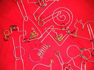 metal wire puzzle, solved, iron, heart, puzzles, juegos de ingenio, alambre