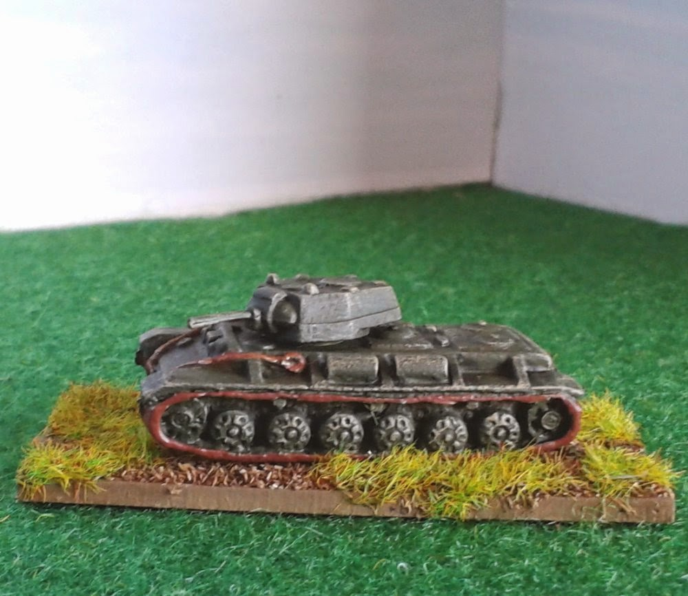 Russian KV 1 picture 2