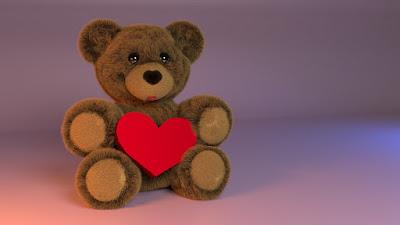 lovely teddy bear facebook