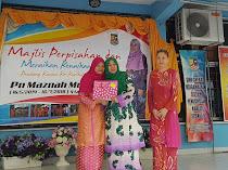Majlis Perpisahan PK Kokurikulum : Pn Maznah Musa