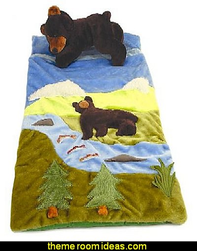Black Bear slumber Bag
