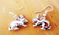 Risultati immagini per stylebunny bunny earrings