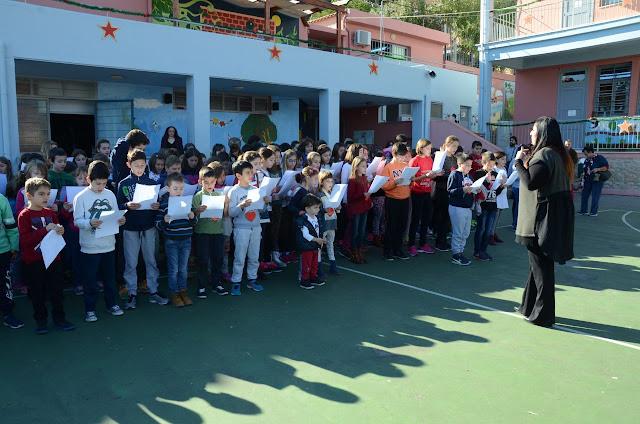 """Με επιτυχία το εκπαιδευτικό πρόγραμμα """"Νοιάζομαι και δρω"""" στο 3ο Δημοτικό Σχολείο Άργους"""