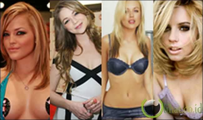 10 Bintang Film Porno Wanita yang sedang Terkenal di Dunia 2013