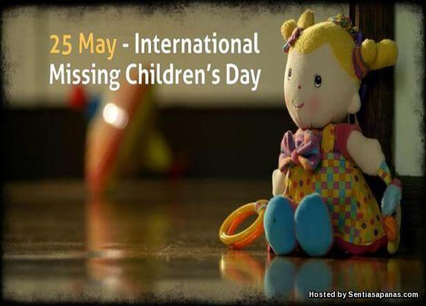 International Missing Children's Day
