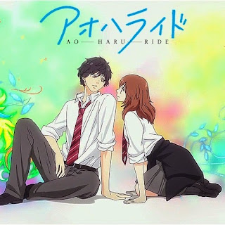 Download OST Opening & Ending Ao Haru Ride