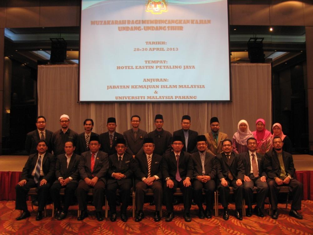 INFO ISLAM] AHLI SIHIR KE TALI GANTUNG - JAKIM - Pena Minang