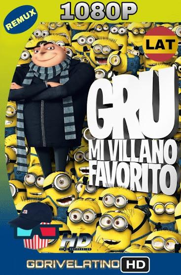 Mi Villano Favorito (2010) BDRemux 1080p Latino-Ingles MKV
