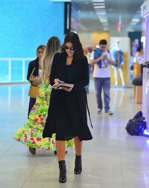 Achegue-se! Aerolook Bruna Marquezine Looks