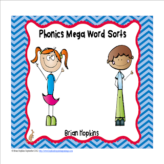 Phonics Word Sort Mega Pack