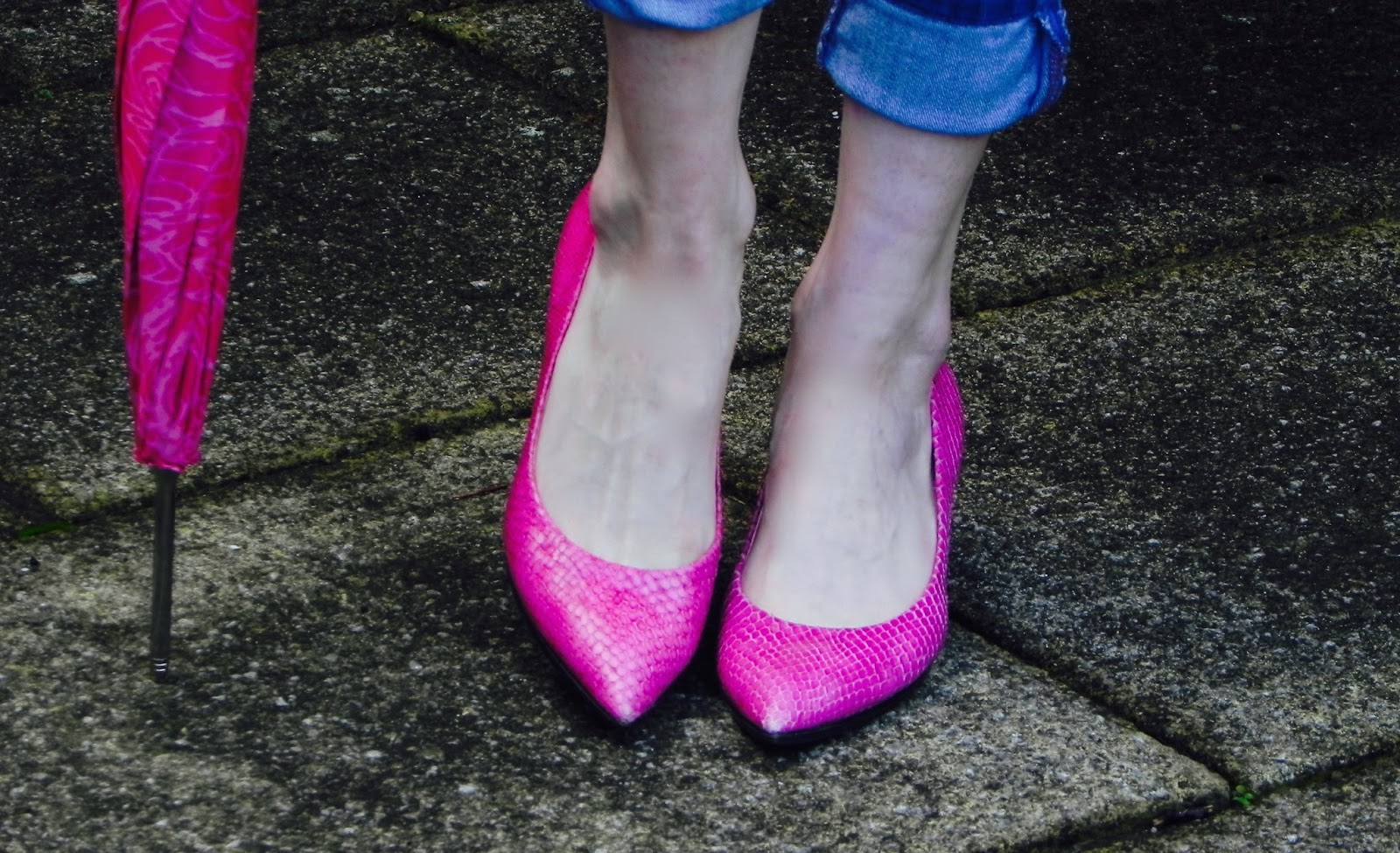 Hot Pink Marc Jacobs Shoes